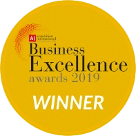 Business excellence awards winner