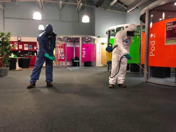 Commercial pest management York